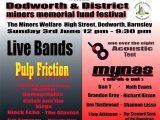 LIVE REVIEW: THE DODWORTH AND DISTRICT MINERS MEMORIAL FUND FESTIVAL