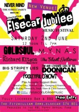 LIVE REVIEW: THE ALTERNATIVE ELSECAR JUBILEE