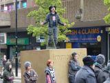BARNSLEY2012: THE IMMOVABLE BLOCK COMES TO BARNSLEY –SATURDAY