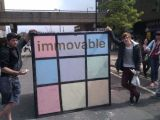 LONDON2012: THE IMMOVABLE BLOCK COMES TO BARNSLEY –WEDNESDAY