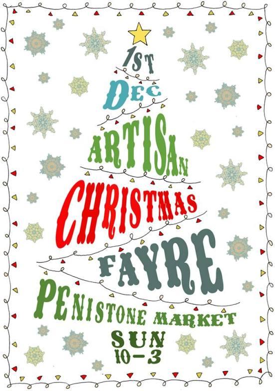 Christmas Craft Fairs Barnsley