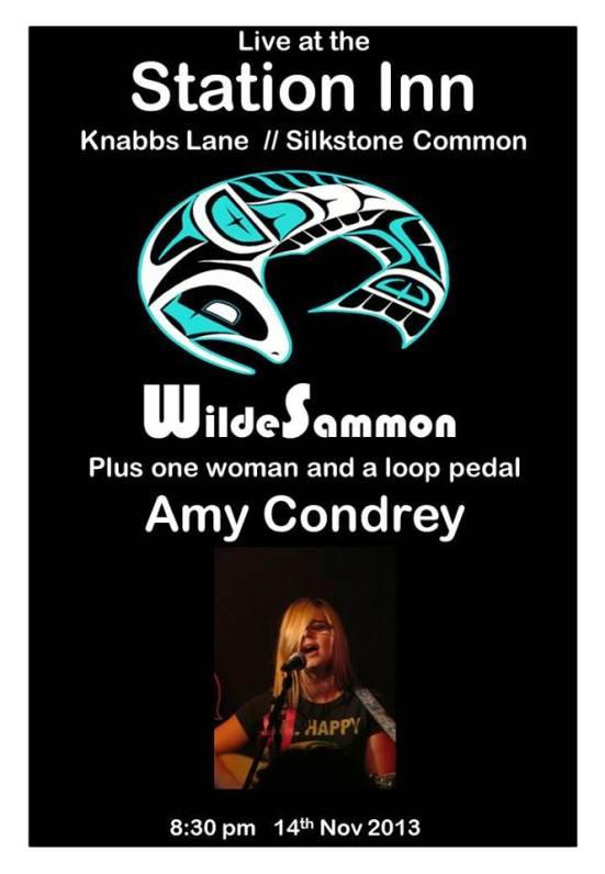 AMY CONDREY