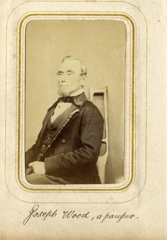 Joseph Wood a Pauper