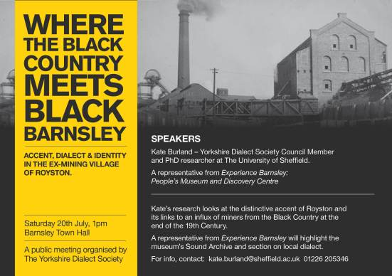 Black Country leaflet