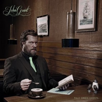 John Grant - Pale Green Ghosts. 2013, Bella Union.