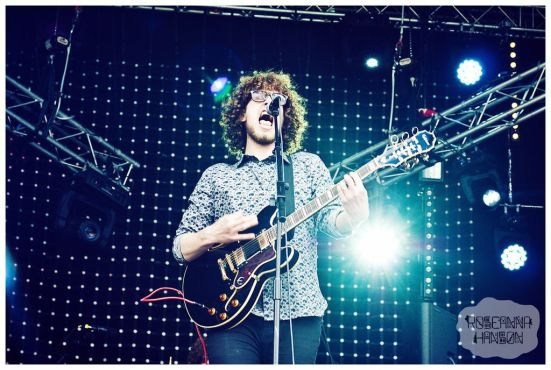 Big hair and big sounds from Glass Caves.