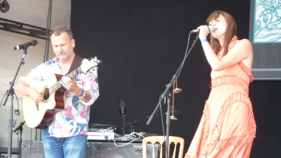 Martin Simpson and Fay Hield