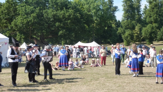 The Harpenden based Young Miscellany Folk Dance Group - http://www.youngmiscellany.co.uk/