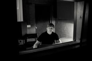 Studio 24 manager Brett Jackson.