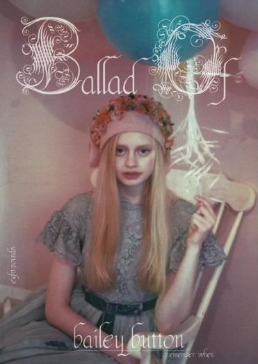 Issue #3, Ballad Of... Bailey 'Busta' Button:  I remember when...