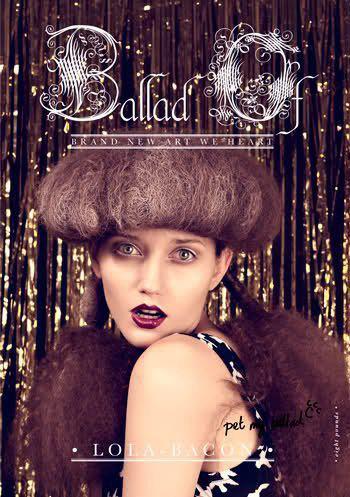 Issue #5, Ballad Of... Lola-Bacon: Pet My Ballad