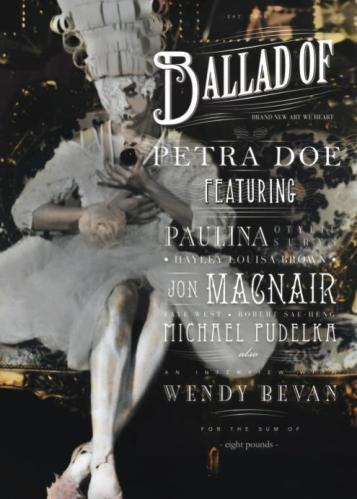 Issue #6. Ballad Of... Petra Doe: Little Book of Horrors