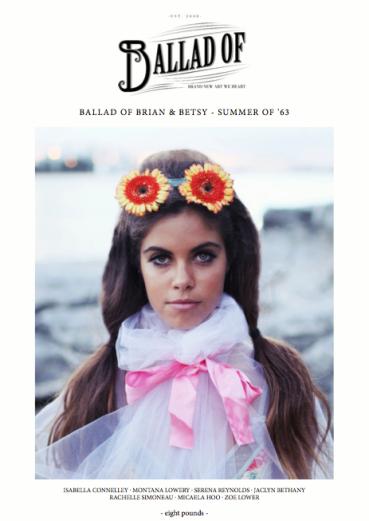 Issue #9,  Ballad Of Brian & Betsy - Summer of '63