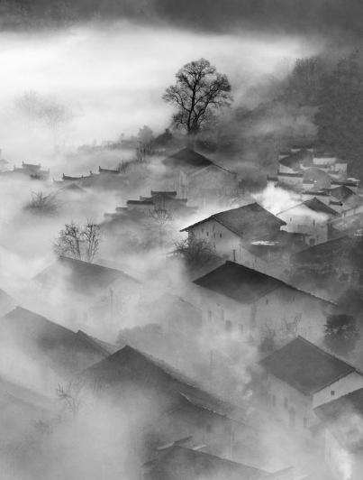 Guomiao Zhou - 'Mountain Village'