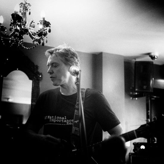 Black Lamps @ Live In Barnsley. photo courtesy of Rory Garforth
