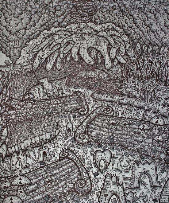 'The Place of Dead Ends' @ John Ledger