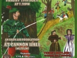 THEATRE REVIEW: BARNSLEY BEST BIT O'THEATRE PRESENTS ROBIN HOOD @ CANNONHALL