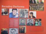 BARNSLEY PERFORMS AT SUCCESSFUL TOWN MUSEUMREFRESH