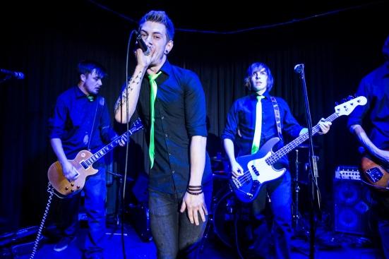 Drop Dead Angus  at West Street Live © Roseanna Hanson