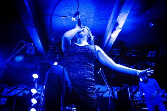Rolo Tomassi at the Corporation © Roseanna Hanson