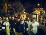REVIEW & EXCLUSIVE INTERVIEW: FRANK TURNER'S SECRET GIG AT THE OLDNO.7