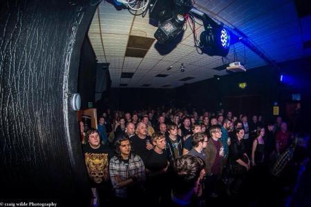 Barnsley Rock & Blues (The Polish Club) Polish Craig Wilde