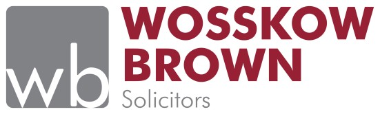 Introducing official sponsor's Wosskow Brown Solicitors... Not Your Average Law Firm. www.wosskowbrown.co.uk