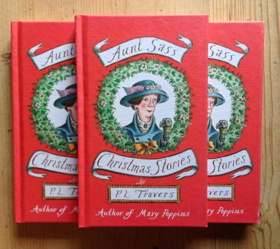 Aunt Sass by PL Travers