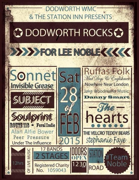 Dodworth Rocks