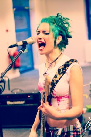Lauren Screamin'