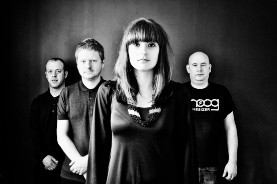 Imoko Set (left to right: David, Jamie, Susie, Andy). Photo by Rory Garforth