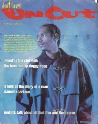 Death Row Uncut magazine