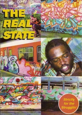The Real State #5 - 1993, published Sheffield