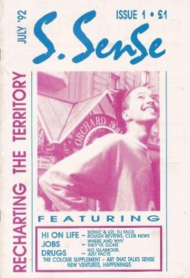 Street Sense #1 - 1992