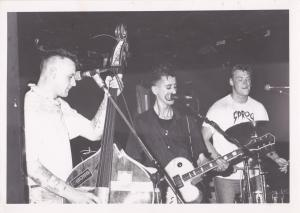 The Juvies, live 1988.