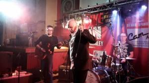 Mark Jackson's Criminal Waste of Talent @ Walkabout