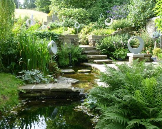 A Yorkshire Sculpture Garden