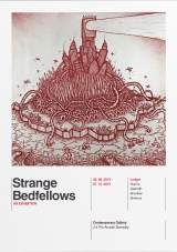GROUP EXHIBITION PREVIEW: STRANGE BEDFELLOWS @ THE CONTEMPORARY GALLERY, THE ARCADE