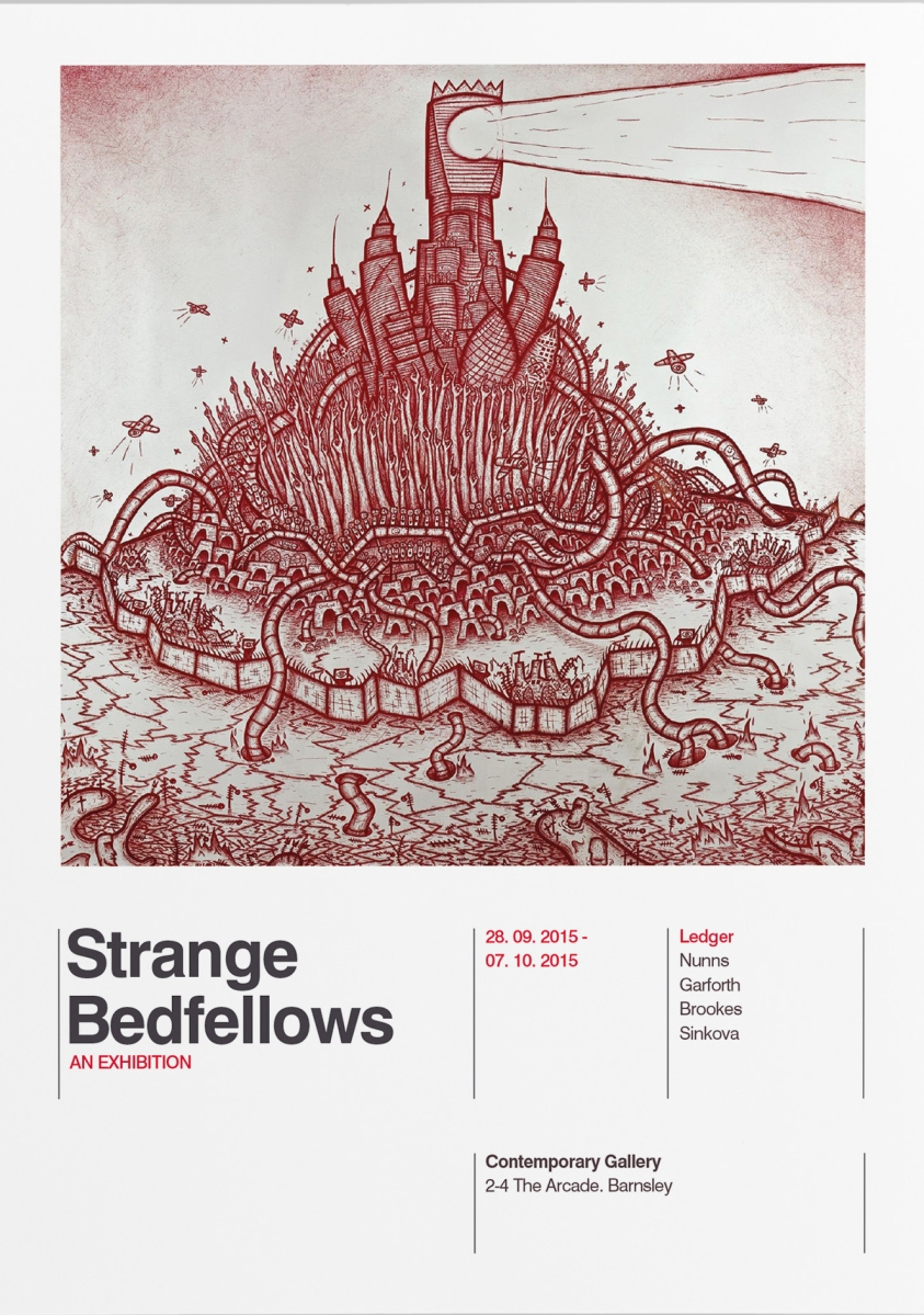 GROUP EXHIBITION PREVIEW: STRANGE BEDFELLOWS @ THE ...
